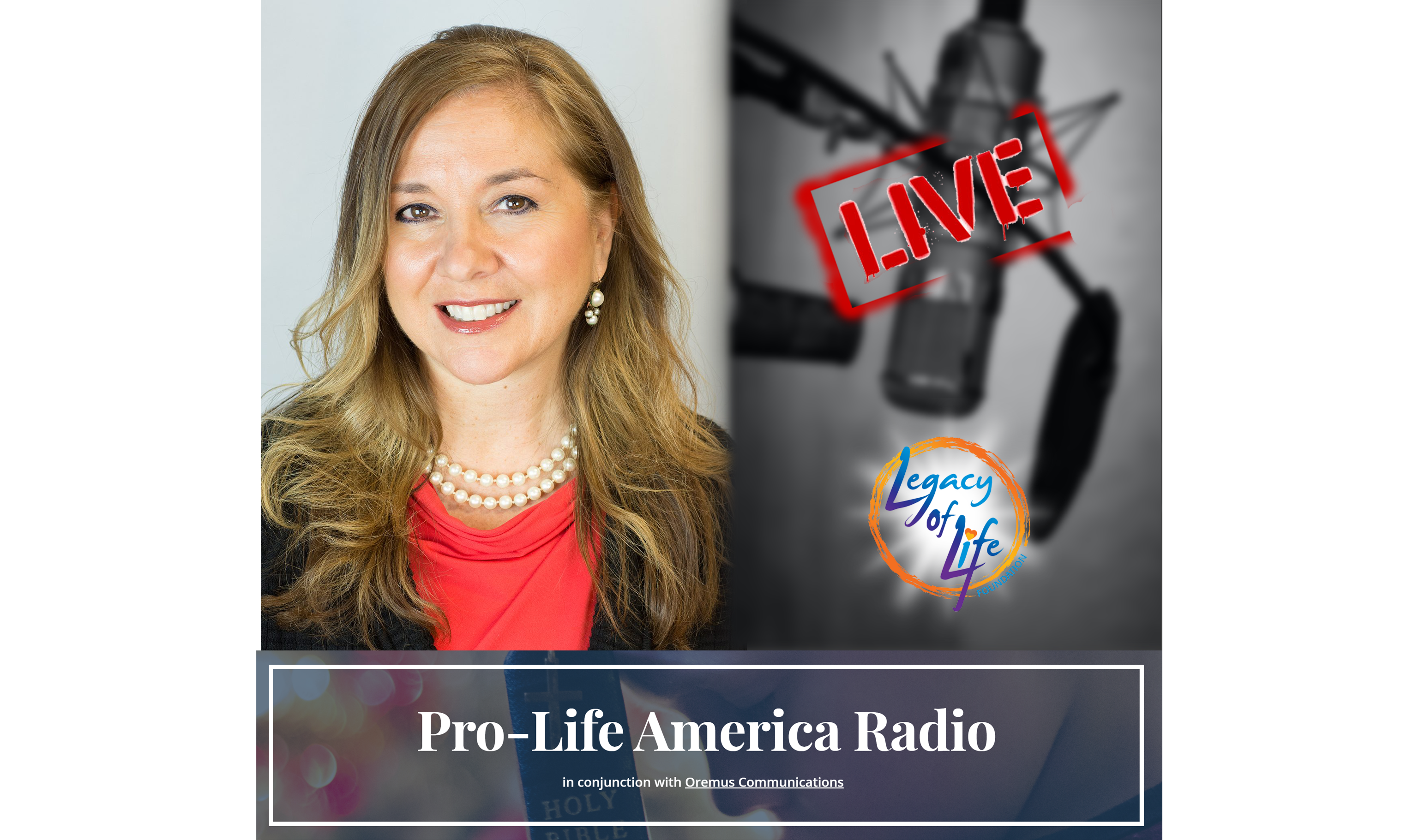 Marie Joseph on Pro-Life American Radio